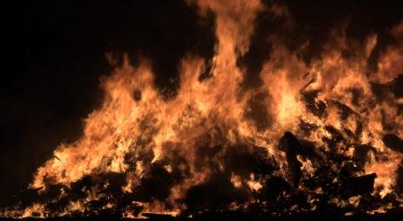 Śmiertelna ofiara pożaru w Stobnie