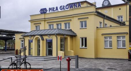 Rusza przebudowa linii kolejowej Poznań Główny – Piła Główna