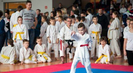 """Karatecy rywalizowali w pilskim """"gastronomiku"""""""