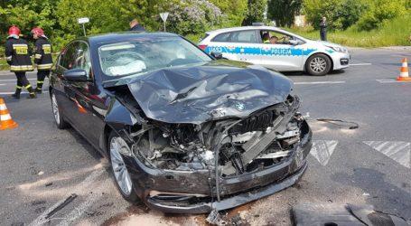 Znów wypadek w Nieżychowie. Zderzyły się 3 auta
