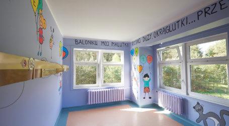 Matki – Wariatki pomalowały szpitalne sale