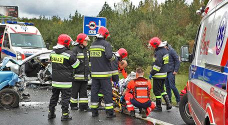 Śmiertelny wypadek na obwodnicy Piły