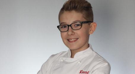 Spotkaj się z finalistą Master Chef Junior