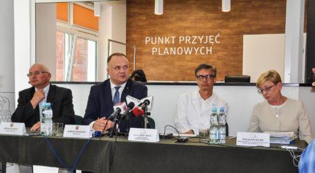 Konferencja w sprawie sytuacji w Szpitalu Specjalistycznym w Pile