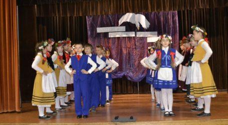 Akademia z okazji Święta Konstytucji 3 Maja w Wyrzysku
