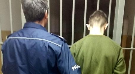 18-latek ugodził nożem w brzuch 20-letniego mieszkańca Piły