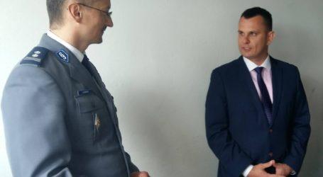 Nadkom. Marcin Kowalski został z-cą komendanta KPP w Złotowie