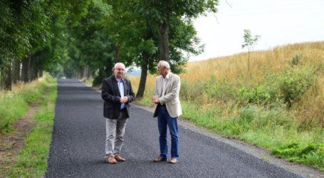Droga Leszków – Kalina będzie wyremontowana!