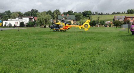 Nieszczęśliwy wypadek w Osieku nad Notecią