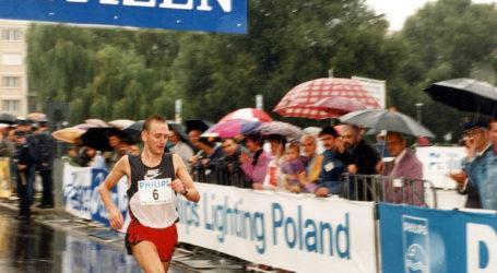 Wizerunek Leszka Bebło ozdobi medal 27. Półmaratonu PHILIPS Piła
