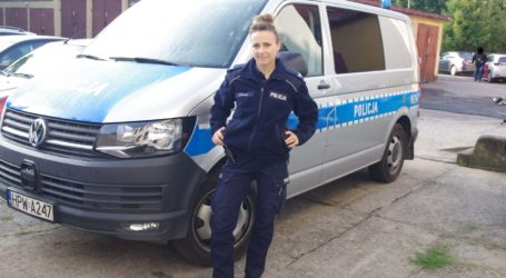Policjantka uratowała 26-latka