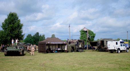 Pilskie Muzeum Wojskowe na zlocie w Bornem Sulinowie