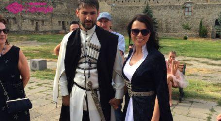 Katarzyna Pakosińska w ubiegły weekend wzięła ślub w Gruzji. Jej mężem został gruziński dziennikarz