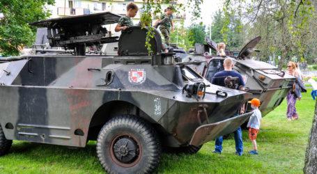 II Piknik Militarny w Pile