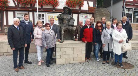 Wizyta w w powiecie Schwalm – Eder