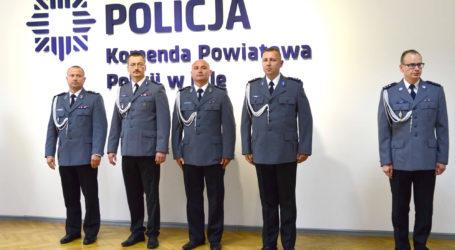 Nastąpiły zmiany w szefostwie KPP w Pile