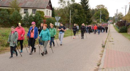 III Rajd Graniczny Nordic Walking w Jeziorkach