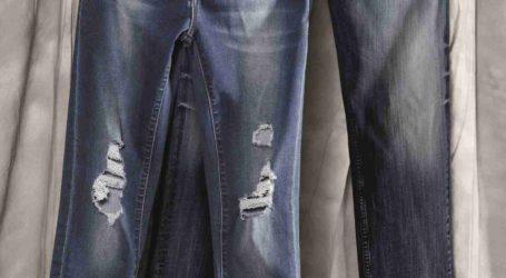 Nieśmiertelny urok jeansu
