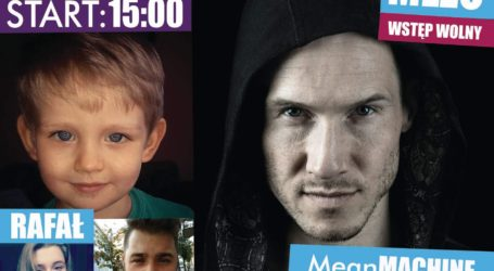 Fundacja Ukryte Marzenia dla 4-letniego Rafałka