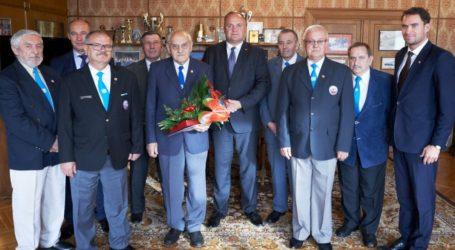 Franciszek Leszczyszyn kończy 90 lat