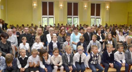 Rozpoczęcie roku szkolnego w Wyrzysku