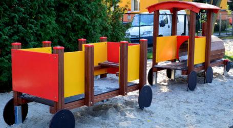 Nowy plac zabaw w Śródmieściu