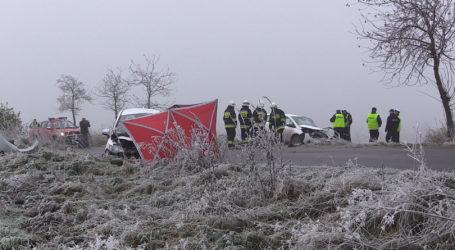 Śmiertelny wypadek na trasie Szydłowo – Skrzatusz