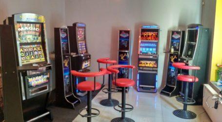 Uderzenie w nielegalny hazard