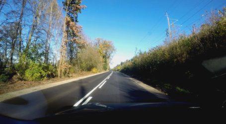 Wyremontowana droga Piła – Kalina