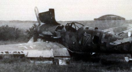 Poszukiwania niemieckiego samolotu z okresu II wojny światowej