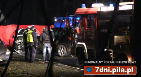 W wypadku na DK10 zginęła starsza kobieta – VIDEO