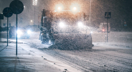 """Akcja """"Zima 17/18"""" w Pile"""