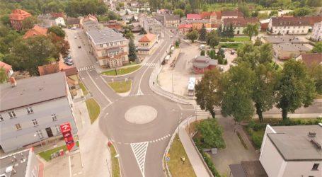 W Wyrzysku i Ujściu nowa jakość na drogach