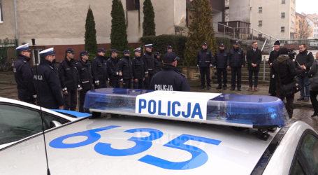 Pilska policja ma nowe radiowozy