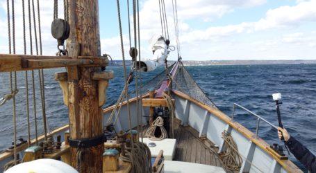 WOŚP – rejs statkiem z prezydentem Piły