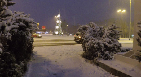Zima w Pile – video