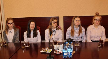 I sesja Młodzieżowej Rady Miejskiej w Wyrzysku
