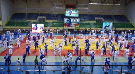 Judocy na zgrupowaniu w Elblągu