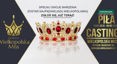 Casting na Wielkopolską Miss