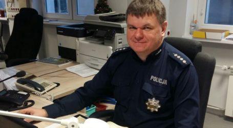 Dyżurny KPP w Pile uratował 35-letniego samobójcę