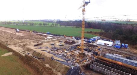 Zakończył się kolejny etap budowy obwodnicy Wałcza