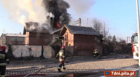 Pożar na Fabrycznej – AKTUALIZACJA