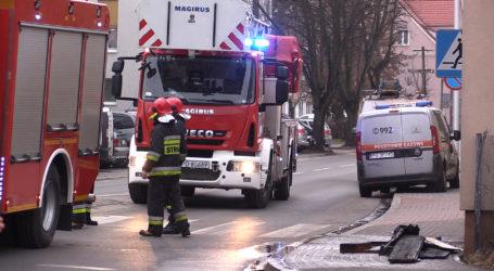 Pożar na Wawelskiej – AKTUALIZACJA