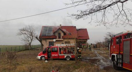 Pożar domu w Arentowie – AKTUALIZACJA