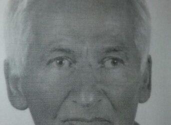 Policjanci poszukują zaginionego 67-letniego Stanisława Klich