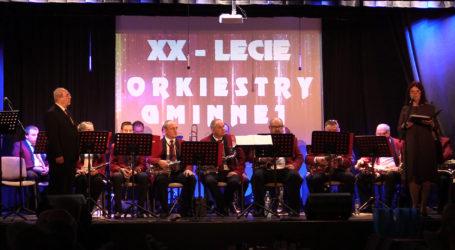 XX-lecie orkiestry dętej w Kaczorach