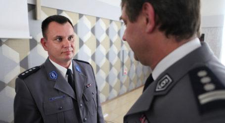 Oficjalne powołanie M. Kowalskiego na z-cę komendanta KPP w Złotowie