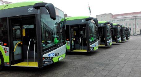 6 nowych autobusów hybrydowych