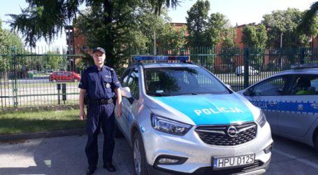 Policjant po służbie zatrzymał kompletnie pijanego kierowcę