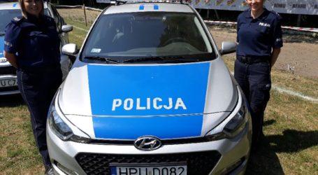 Policjantki pomogły 40-letniemu mężczyźnie